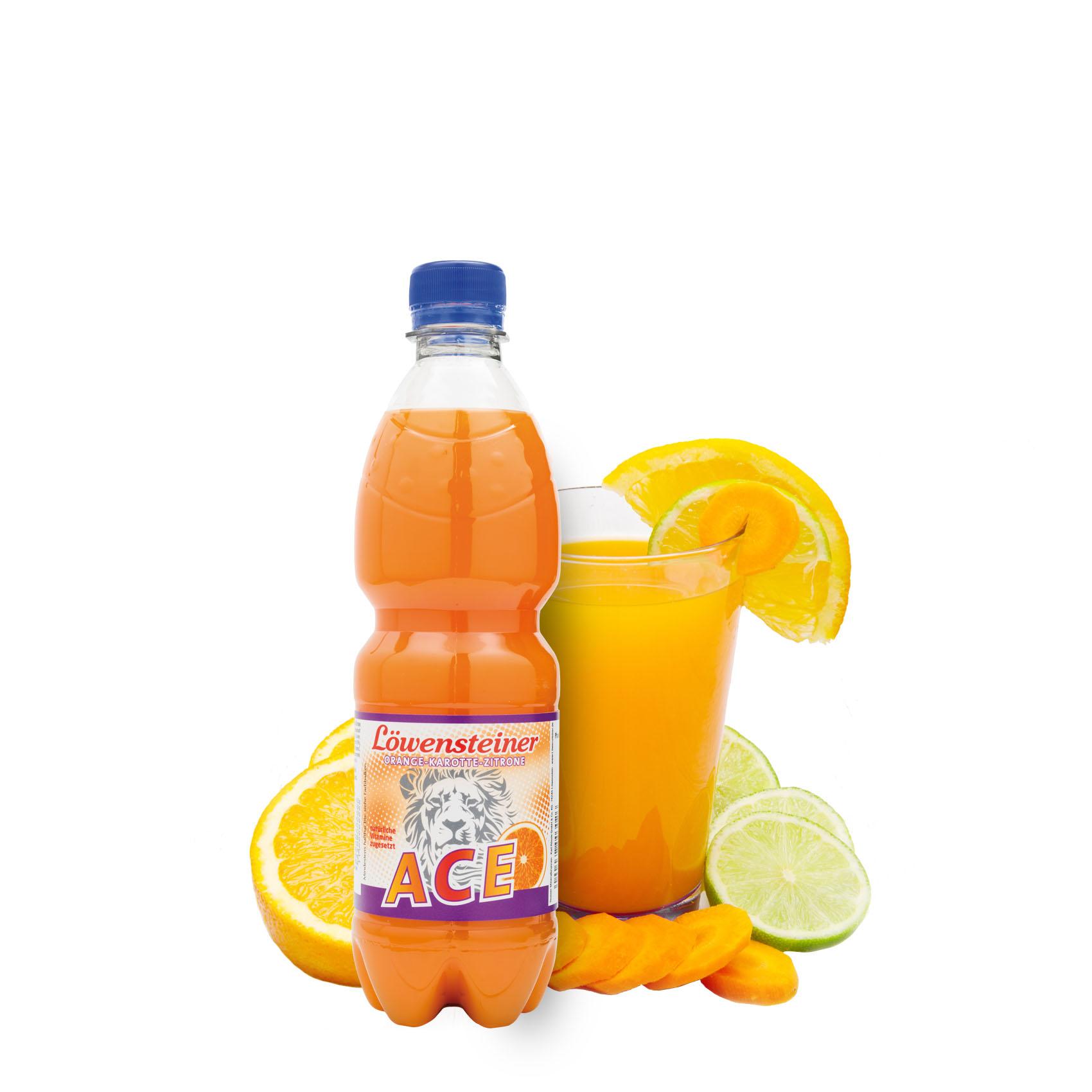 ACE Orange-Karotte