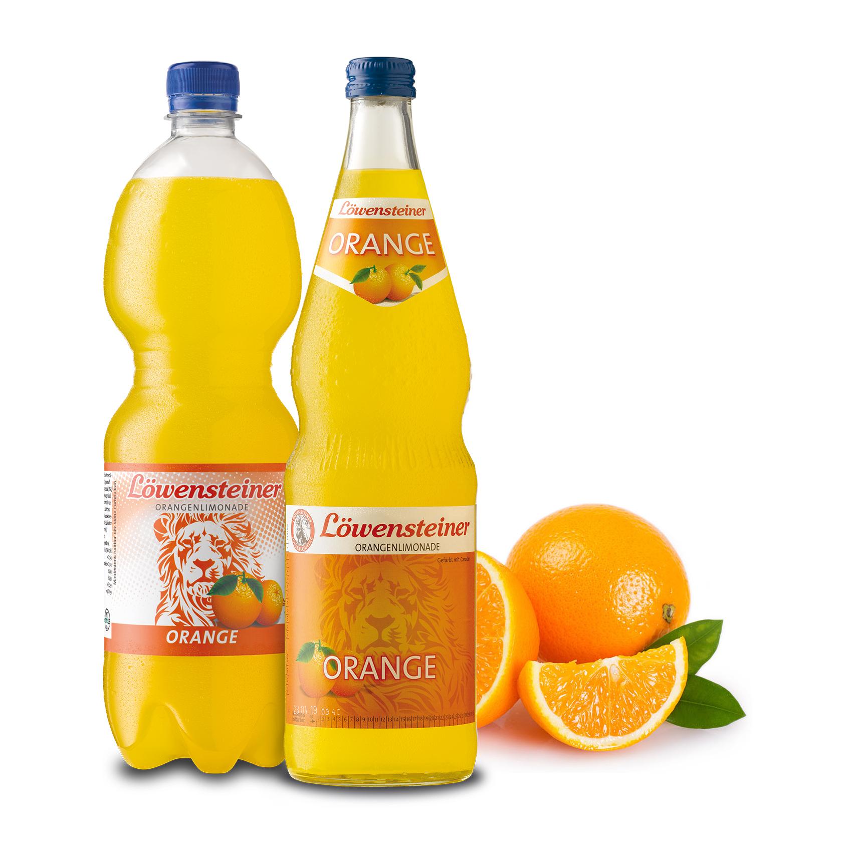 Orangenlimonade