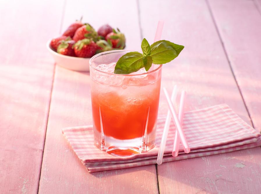 Erdbeerschnute