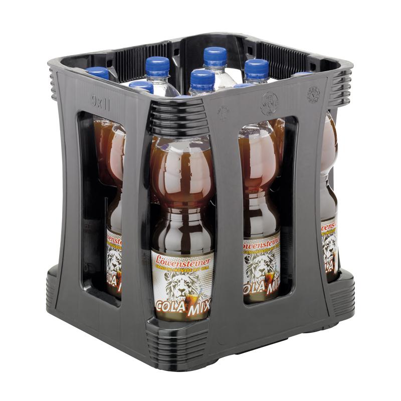 Cola Mix 1,0l-Kiste
