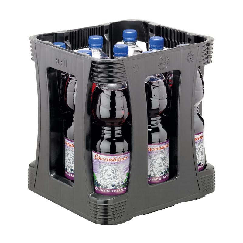 Johannisbeer-Spritz 1,0l-Kiste