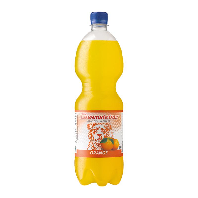 Orangenlimonade 1,0l