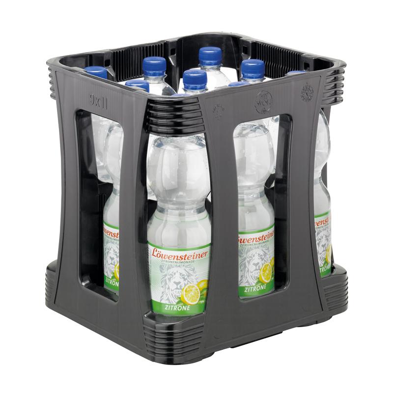 Zitronenlimonade 1,0l-Kiste