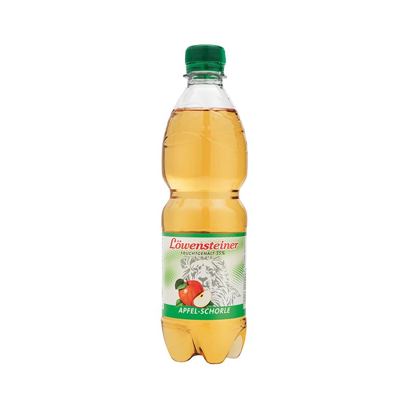 Apfelschorle 0,5l