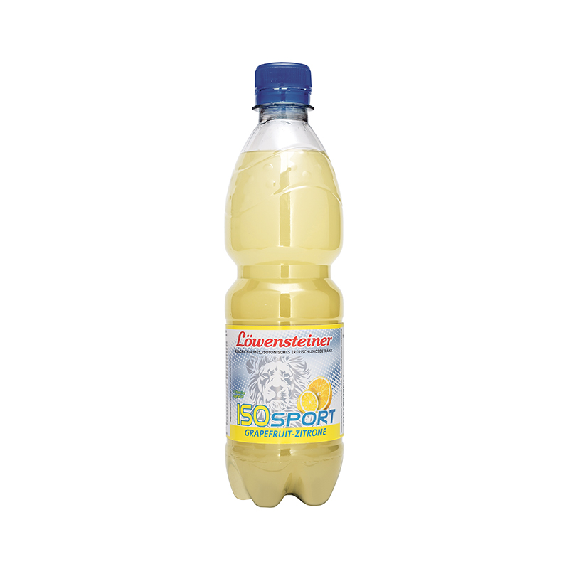 ISO SPORT Grape -Zitrone 0,5l