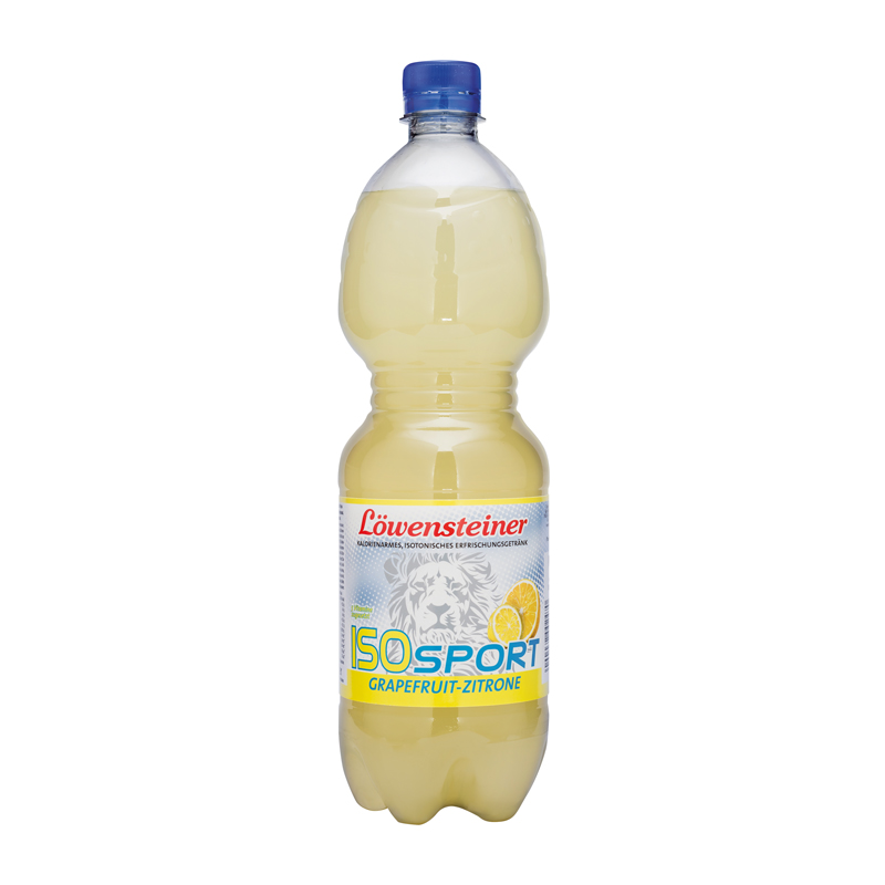 ISO SPORT Grape – Zitrone 1,0l