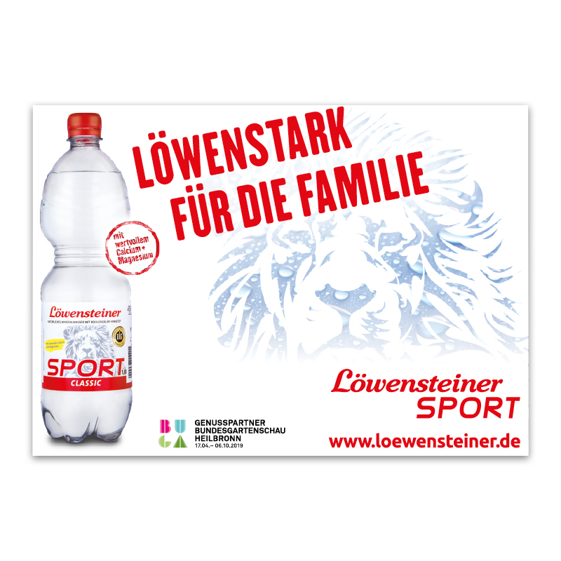 DIN A4-Anzeige/ Familie