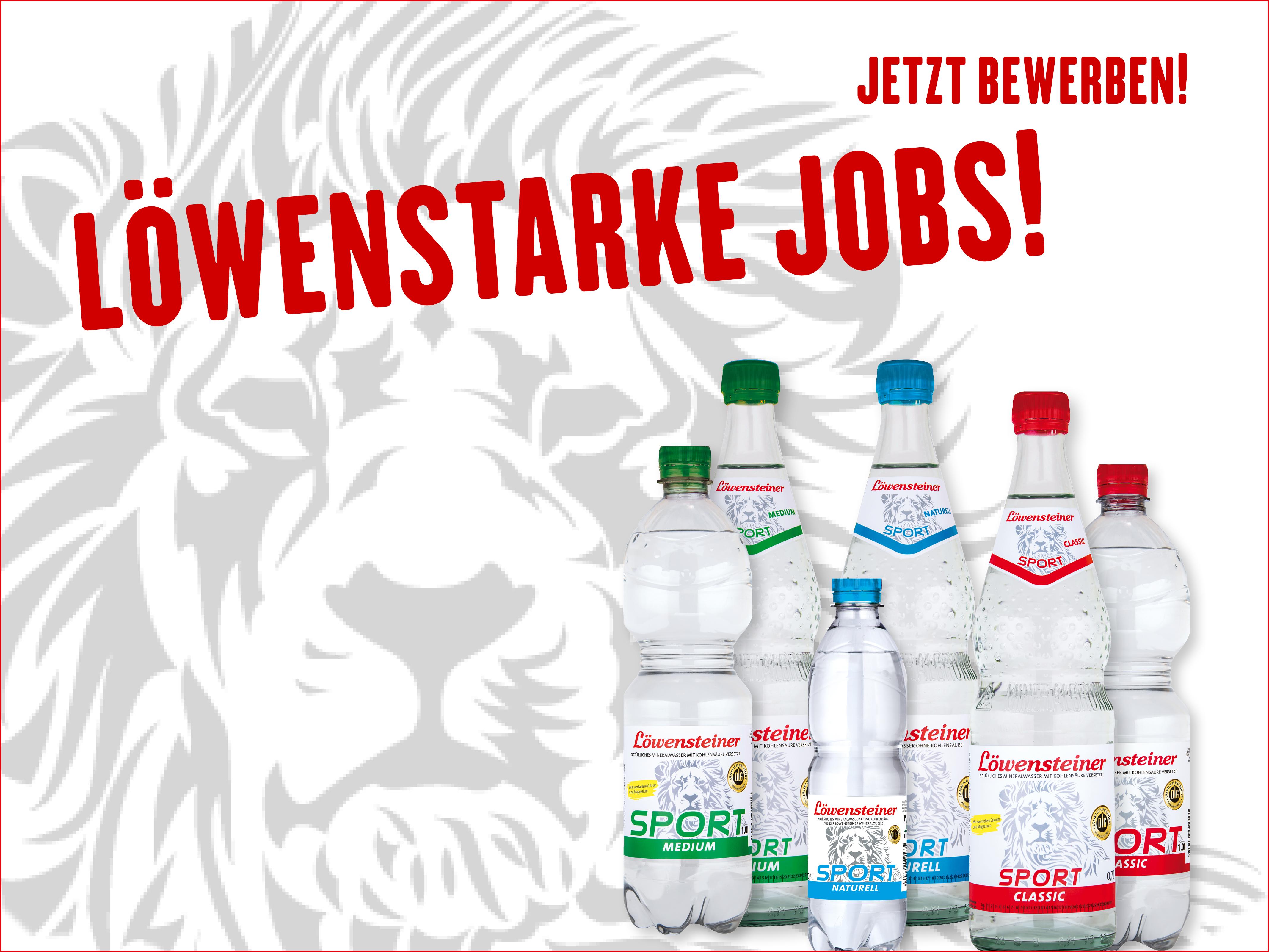 Löwenstarke Jobs!