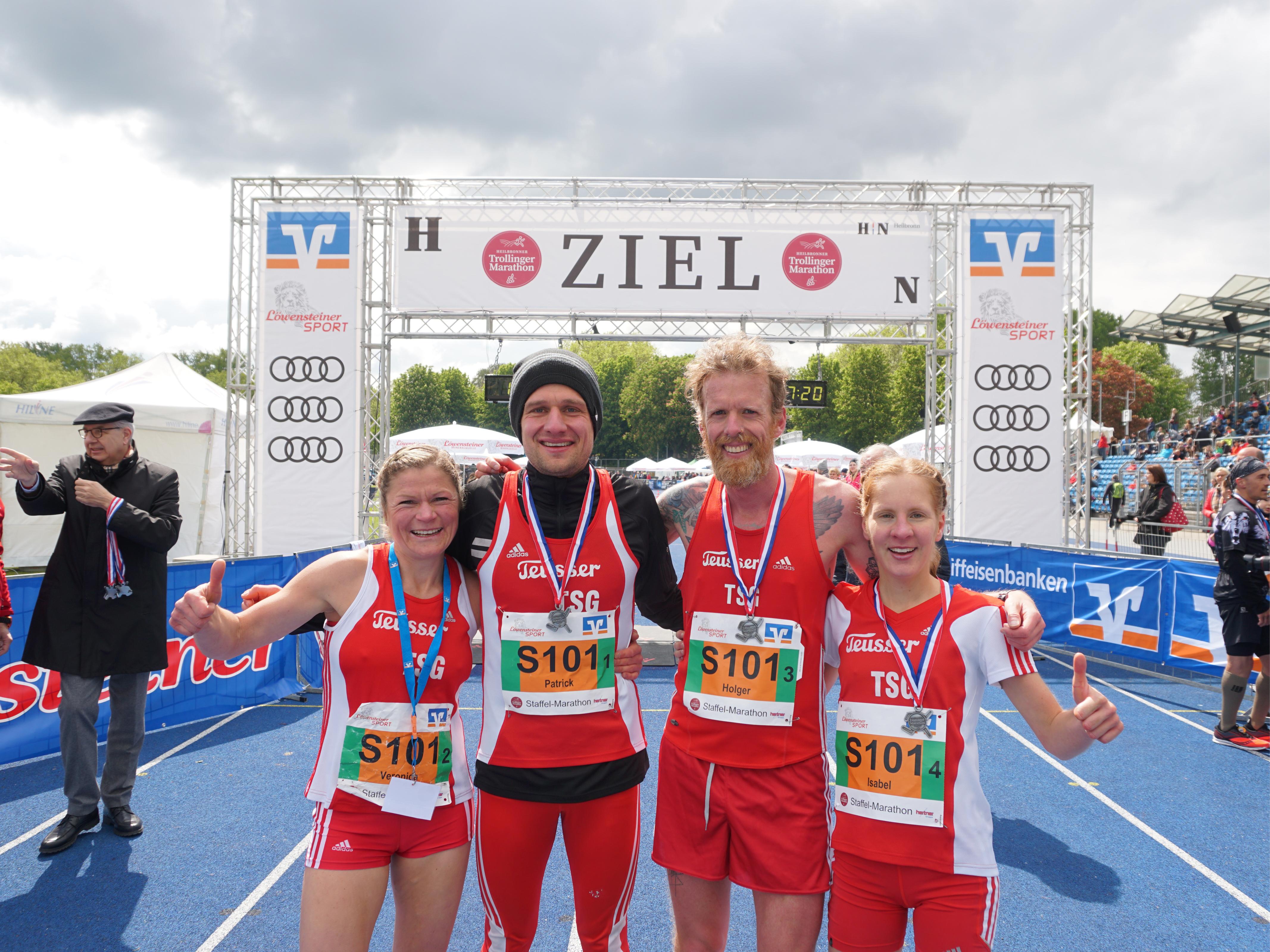 Heilbronner TSG beim Trolli 2019 – Herzlichen Glückwunsch allen Gewinnern
